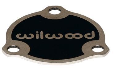 Wilwood Brakes Starlite 55 LW Drive Flange Dust Cap 270-6918