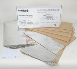 HushMat Porsche 356SC 1964-1965   Sound and Thermal Insulation Kit 58060