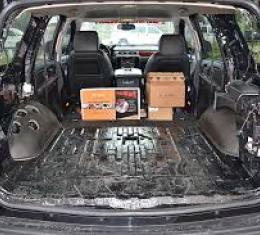 HushMat  Cargo Sound and Thermal Insulation Kit 599604