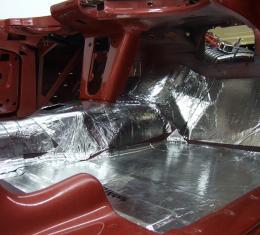 HushMat  Floor Deadening and Insulation Kit 613131