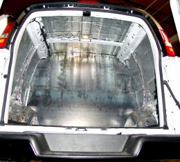 HushMat Mercedes-Benz Sprinter 3500 2015-2018   Roof Thermal Insulation and Deadener 599105