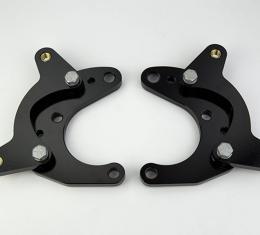 Wilwood Brakes Bracket Kit, Front - Lug Mount 249-11536/37