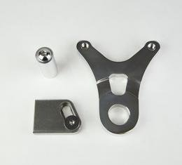 Wilwood Brakes Bracket Kit, Rear - Motorcycle 250-10180-P