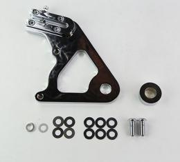 Wilwood Brakes Bracket Kit, Rear - Motorcycle 250-8035