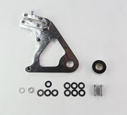 Wilwood Brakes Bracket Kit, Rear - Motorcycle 250-8035-P