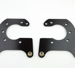 Wilwood Brakes Bracket Kit, Rear - Drag  249-0254/55