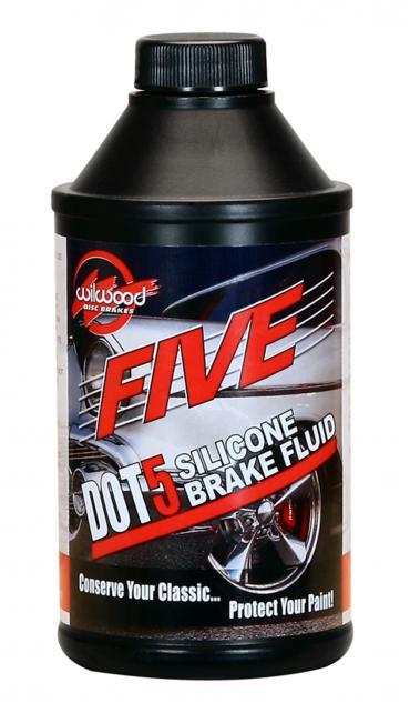 Wilwood Brakes Wilwood Five Brake Fluid 290-11084