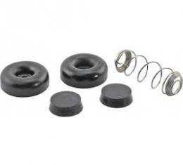 Ford Thunderbird Wheel Cylinder Rebuild Kit, Rear, For 29/32 Diameter Wheel Cylinders, 1959-60