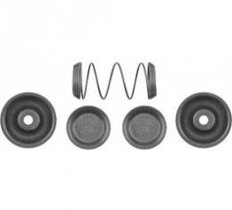 Ford Thunderbird Wheel Cylinder Rebuild Kit, Front, For 1-1/8 Diameter Whl Cyl, 1955-58