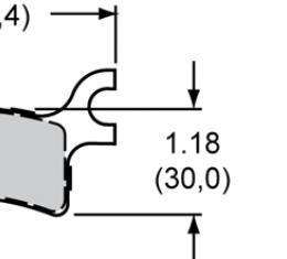 Wilwood Brakes Power Sports / Industrial Pads - Plate: 4508 - Compound: Sintered Metallic 150-7192K