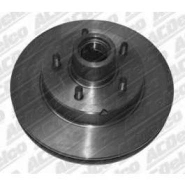 Chevy Truck Brake Rotor, Front, Thick, 1-1/4, 1969-1987