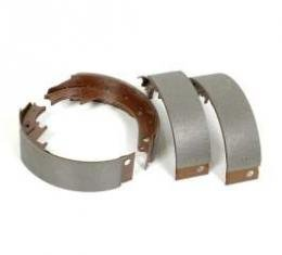 Chevy Truck Brake Shoes, Front Or Rear, C20 3/4 Ton, 1960-1970