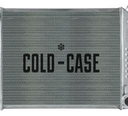 Cold Case Radiators 67-69 Camaro SB Aluminum Performance Radiator AT CHC549A