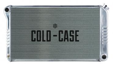 Cold Case Radiators 68-77 GM A-Body Aluminum Radiator Manual Transmission GMA42