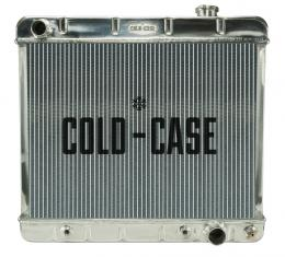 Cold Case Radiators 63-66 Chevy/GMC Pickup Truck Aluminum Radiator AT GMT555A