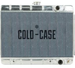 Cold Case Radiators 64-65 Chevelle / El Camino Aluminum Radiator AT CHE541A