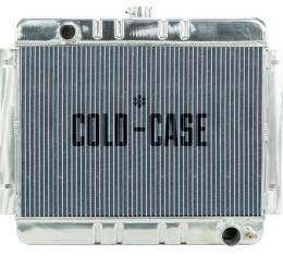 Cold Case Radiators 62-67 Chevy Nova Aluminum Radiator MT CHN540