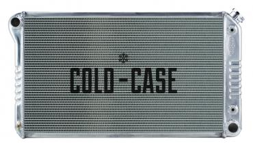 Cold Case Radiators 68-72 GM A Body Aluminum Radiator Automatic Transmission GMA42A