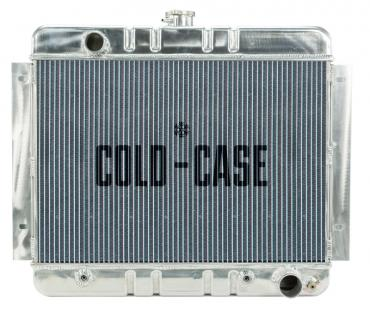 Cold Case Radiators 62-67 Chevy Nova Aluminum Radiator AT CHN540A