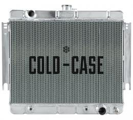 Cold Case Radiators 66-68 Impala Aluminum Radiator Stamped CHI566A