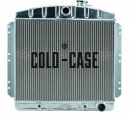 Cold Case Radiators 49-54 Chevrolet Car Aluminum Performance Radiator CHT569A