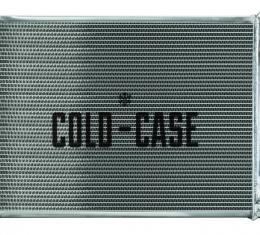Cold Case Radiators 68-79 Nova BB Aluminum Performance Radiator AT CHN548A