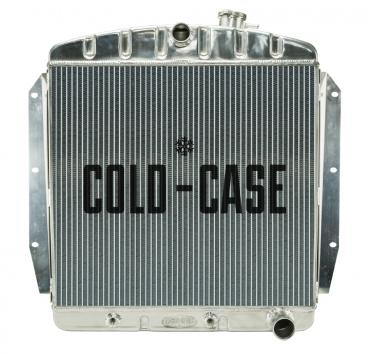 Cold Case Radiators 55-59 Chevy Truck Aluminum Radiator GMT567A