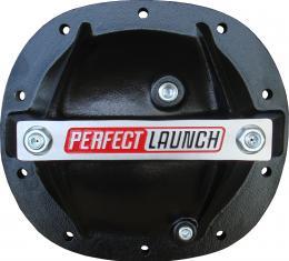 Proform Differential Cover, 'Perfect Launch' Model, Fits GM 7.5, Aluminum, Black 66667