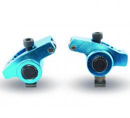 Proform Roller Rocker Arm Set, 1.7 Ratio 5/16 Stud, Pedestal Mount, Fits Ford 302HO/351W 66878