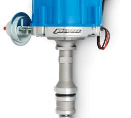 Proform HEI Distributor, Street/Strip, Built-In Coil, Blue Cap, For Ford 351C-460 Engine 66980B