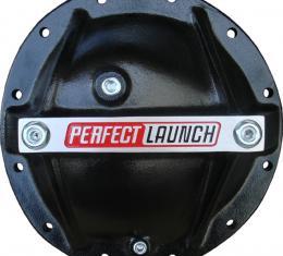 Proform Differential Cover, 'Perfect Launch' Model, Fits GM 12 Bolt, Aluminum, Black 69502