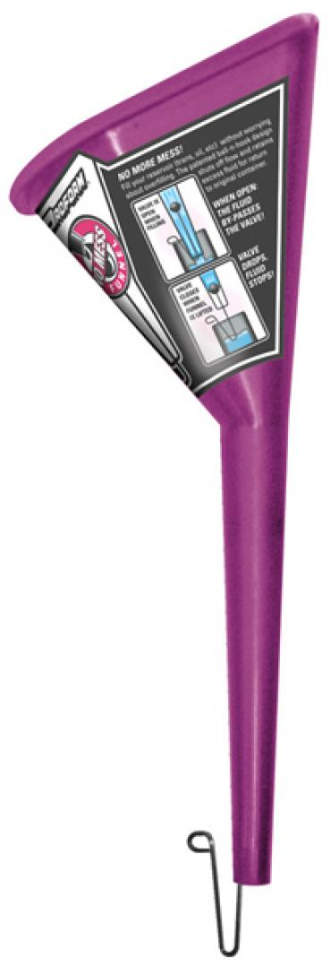 Proform Funnel, Proform No-Mess Model, Purple, Patented Design, Sold Each 68068
