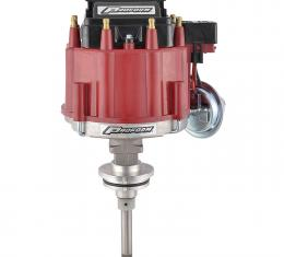 Proform HEI Distributor, Fits Chrysler 273-360 Engines, Red Cap and 50K Coil Included 67040