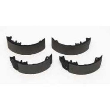 Camaro Drum Brake Shoe Set, Front, 1967-1969