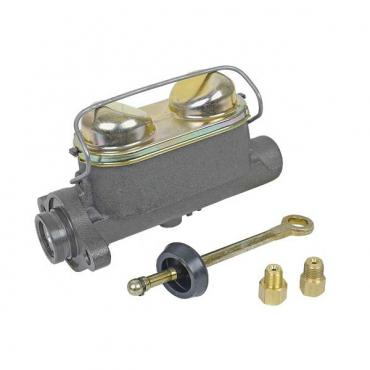 Ford Pickup Truck Master Cylinder - 1-1/8 Bore - Without Power Brakes - F350