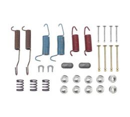 Brake Drum Hardware Kit - Front - Mercury