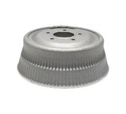 Rear Brake Drum, 11 1/32 X 2 1/2, Thunderbird, 1973-1976