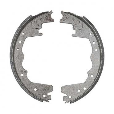 Ford Pickup Truck Front Brake Shoe Set - Relined - 12 X 2-1/2 - F250