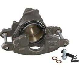 Nova Remanufactured Brake Caliper, Single Piston, Left Front, 1975-1976