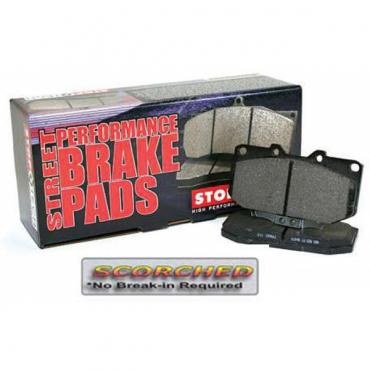 StopTech Street Performance Brake Pads For Big Brake 6 Piston Calipers