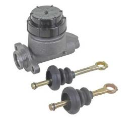 Master Cylinder - Manual Drum Brakes - 7/8 Bore - Ford & Mercury