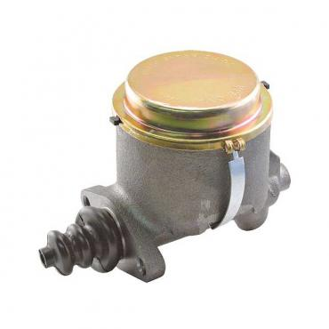 Ford Mustang Master Cylinder - New - Single Chamber - For Manual Or Power Disc Brakes