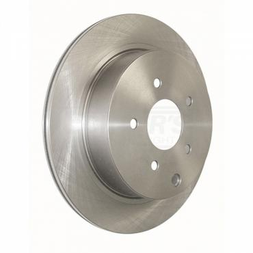 Chevy Or GMC Truck, Disc Brake Rotor, 4X4, Front, 1971-1986