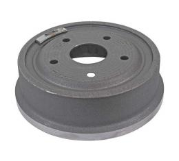 Brake Drum - Rear - For 10 X 2-1/2 Brakes