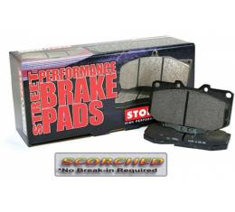 StopTech Street Performance Brake Pads For Big Brake 4 Piston Calipers
