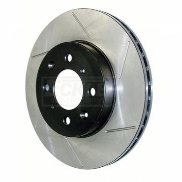 Chevy Or GMC Truck, Slotted Sport Brake Rotor, 1-1/4'', 2WD, Right, 1969-1987