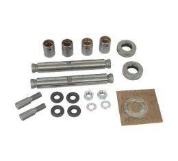 Ford Pickup Truck King Pin & Bushing Set - Metal Bushings -F100