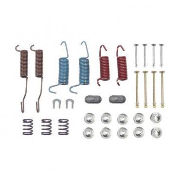 Brake Drum Hardware Kit - Front - Mercury