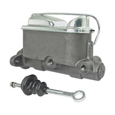 Ford Pickup Truck Master Cylinder - 1 Bore - 2-Wheel Drive - F250