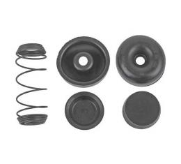 Ford Pickup Truck Wheel Cylinder Repair Kit - Front - 1 1/16 Diameter - 4 Wheel Drive - F250